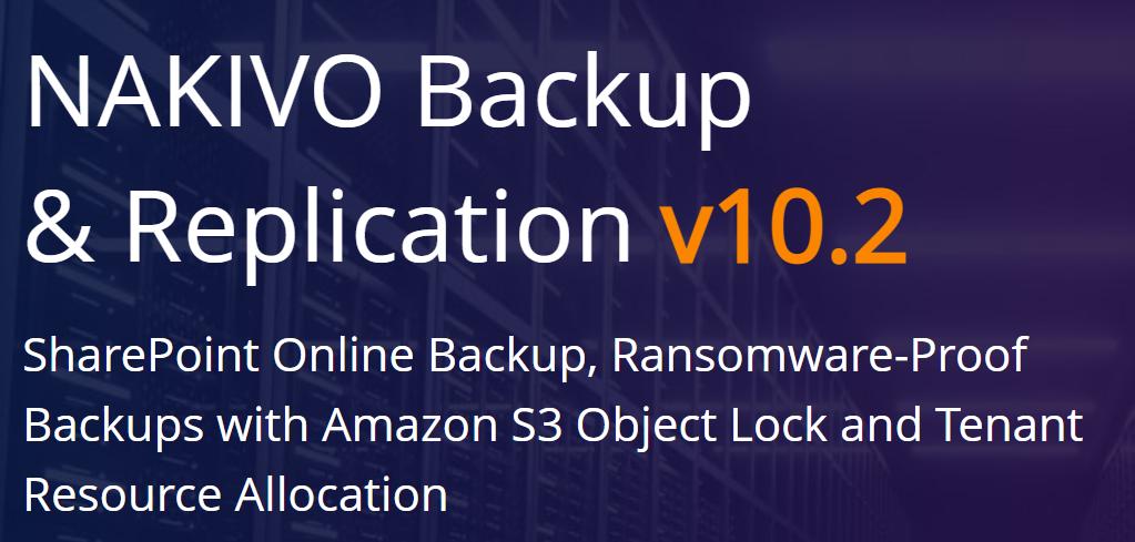 Webinar gratuit : NAKIVO Backup & Replication v10.2